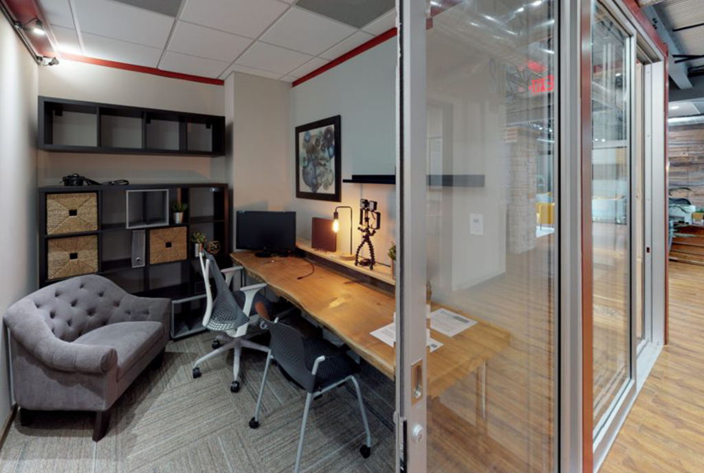 No Lease Office Space The Woodlands | Cubic-cowork